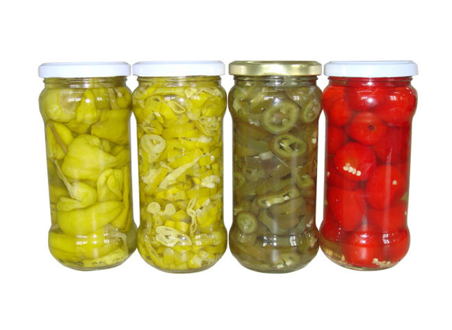 canned salted pepper